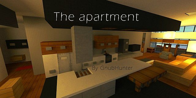 Extras The Apartment Minecraft Project