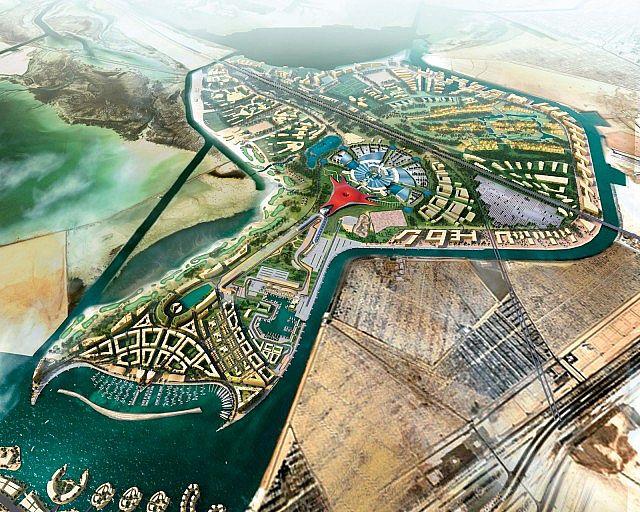 Ferrari World Abu Dhabi Minecraft Project