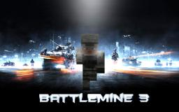BattleMine 3 PvP Vanilla ( BattleField 3 in Minecraft ) Minecraft Map & Project