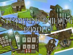 Steampunk   Medieval Building Bundle Minecraft