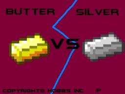 Butter/Silver Language Pack! Minecraft Mod