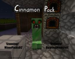 Cinnamon Pack V-1.2.1 BETA (1.4.7) Minecraft Texture Pack