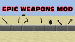 [Modloader][1.4.7]Epic Weapons Mod! Minecraft Mod
