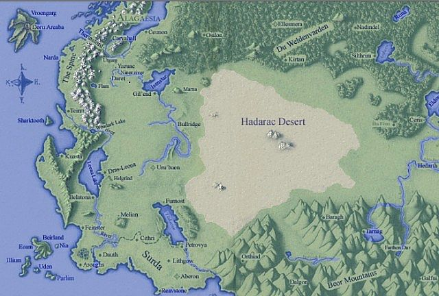 Map with image overlay.
