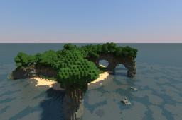 Hereafter Island [60 Sub Special] Minecraft Map & Project