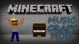 MusicCraft Mod (PIANOS!) - Mod Spotlight Minecraft Blog Post