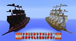 TrickyThijs' Battleships Minecraft Project