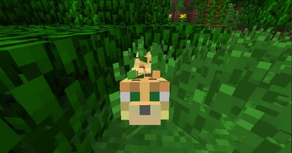 Ocelots Minecraft Oliver-the-ocelot