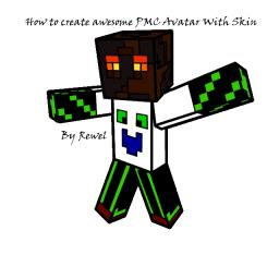 [Tutorial] How to create awesome avatar with skin Minecraft Blog Post