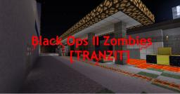Black Ops II Zombies [TRANZIT] Minecraft Map & Project