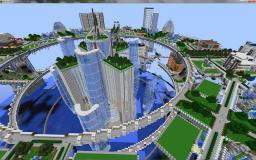 The Nexo Minecraft Map & Project