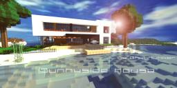 Modern - SunnySide House Minecraft Map & Project