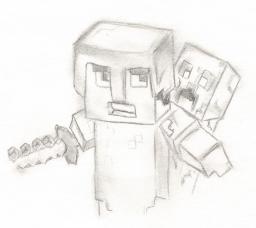 CaptainSparklez thumbnail ▬ Revenge of the Creeper Minecraft Blog Post