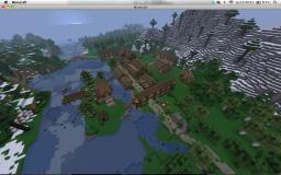 Skyrim recreation by MinecraftReplica Minecraft Map & Project