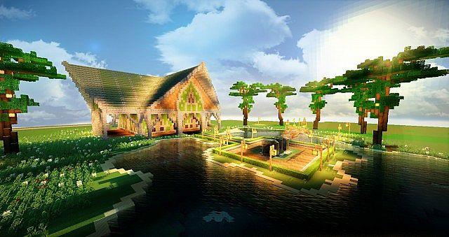 ''mossy Adobe'' Minecraft