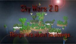 Sky Wars 2.0 - A Minecraft PvP Map Minecraft