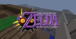 The Legend of Zelda: Majoras Craft [Adventure] Minecraft Map & Project