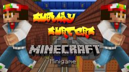 Minecraft Subway Surfers Minigame [Updated Again!]