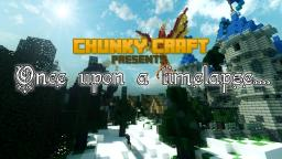 Once Upon a Timelapse.... Minecraft Map & Project