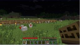 chicken farm Minecraft Map & Project