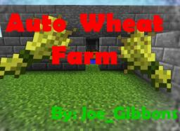Auto Wheat farm [Grow and Collect automatically] {Snapshot3w04a} Minecraft Map & Project
