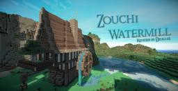 Zouchi Watermill Minecraft Project