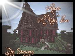 Alanine- A nordic house Minecraft Map & Project