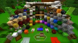DiagonalCraft Classic Minecraft Texture Pack