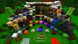 DiagonalCraft Taiga Minecraft Texture Pack