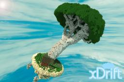 Side Tree Minecraft Project