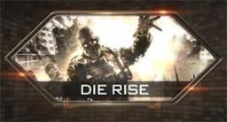 DIE RISE black ops 2 zombies Minecraft Project