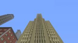 Alas Building (Edificio Alas) Minecraft Map & Project