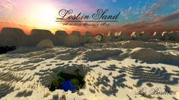 custom desert terrain map 'lost in Sand'  ores,caves etc. Minecraft Map & Project