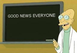 Good News Everyone! Minecraft Blog