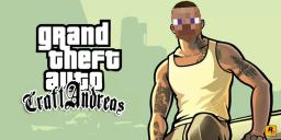 Grand Theft Auto: San Andreas map in Minecraft! Minecraft
