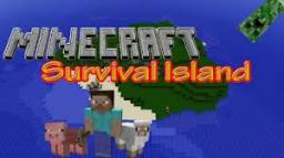 Survival Island 1.4.7 Minecraft Map & Project