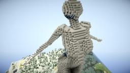 Sexy Stone Statue Minecraft Map & Project
