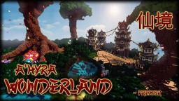 A'hyra - 'Wonderland' Minecraft Map & Project
