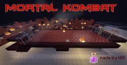 Mortal KomCraft PvP Map! Minecraft Project