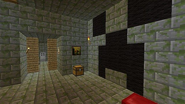 Temple Of Secrets Adventure Puzzle Map Minecraft Project