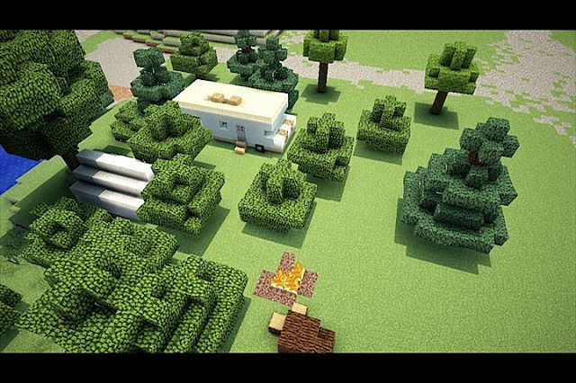 The walking dead hershel 39 s farm tv map minecraft project for Crafting dead server download