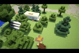 The Walking Dead - Hershel's Farm (TV) Map Minecraft Map & Project