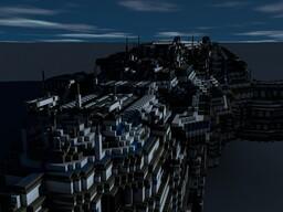 UN-AC1 Assault Carrier (spaceship) Minecraft Map & Project