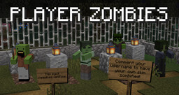 Player Zombies Minecraft Texture Pack
