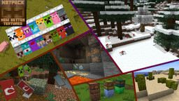 NBTpack - New Better Textures Resource Pack Minecraft Texture Pack