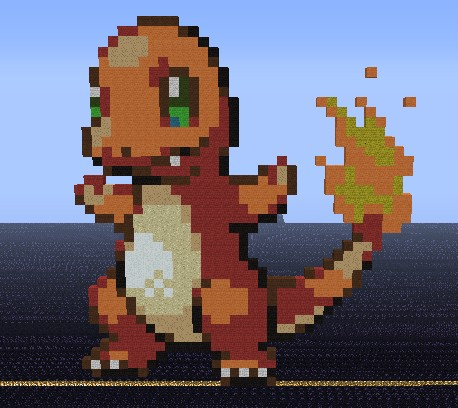 how to catch charmander in pokemon fire red