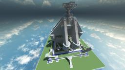Futuristic Complex Minecraft Map & Project