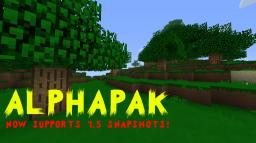 Alphapak 16x16 (UPDATE AND SNAPSHOT SUPPORT!) Minecraft Texture Pack