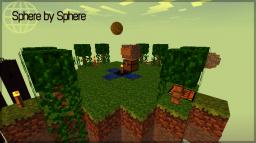 Sphere by Sphere Survival Minecraft Map & Project