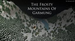 The Frosty Mountains of Garmung Minecraft Map & Project